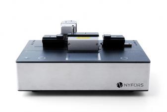 recoating fibre optique recoater résine acrylate UV